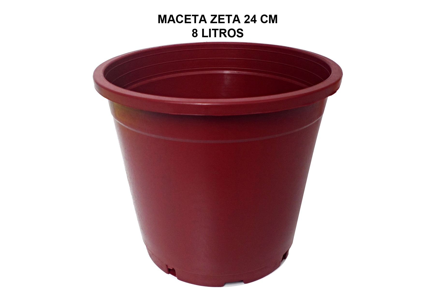 MACETA ZETA 24 CM
