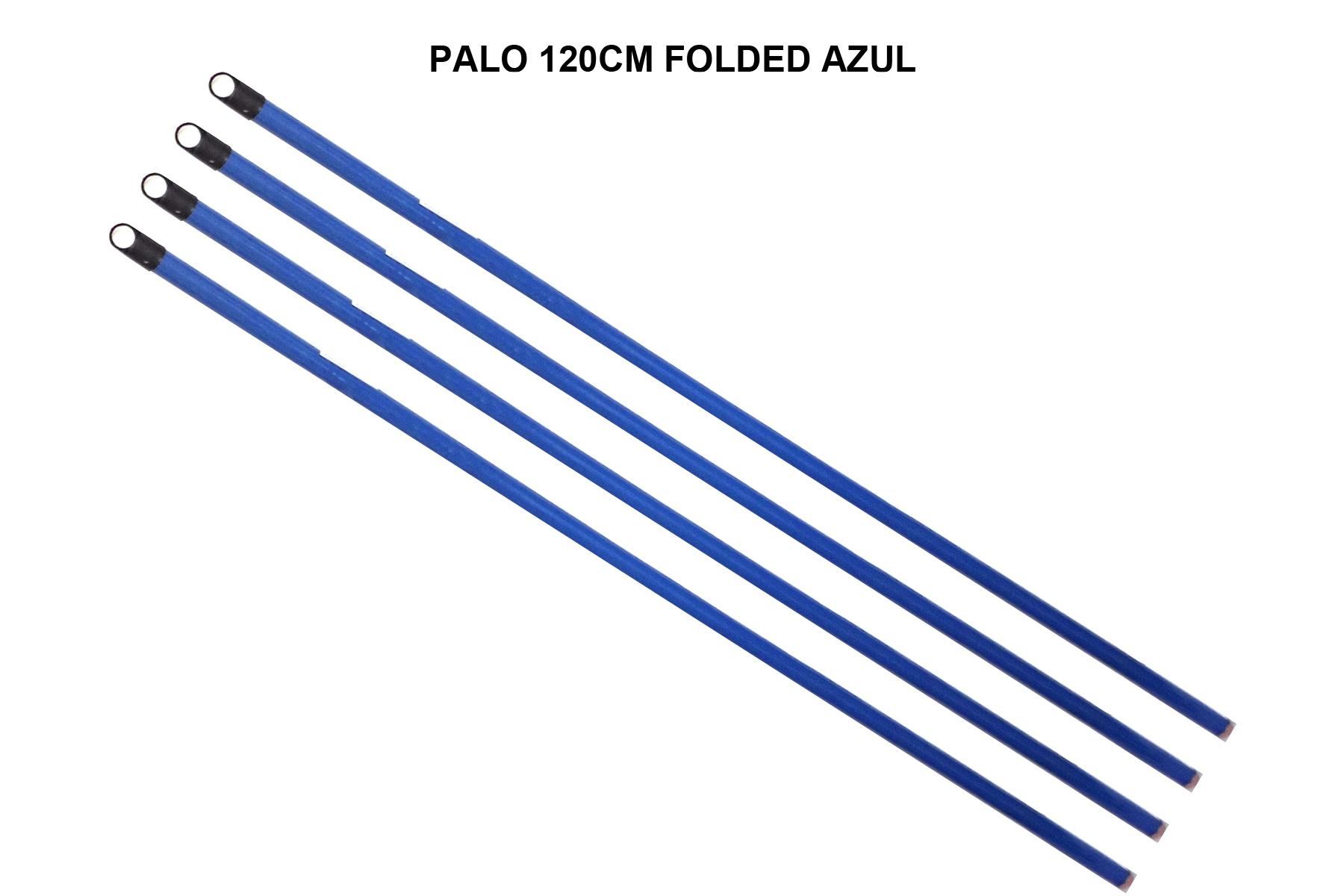 PALO 120CM FOLDED AZUL