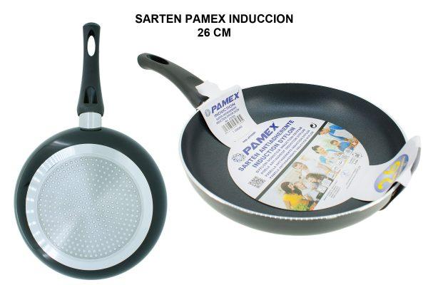 SARTEN PAMEX INDUCCION 26 CM