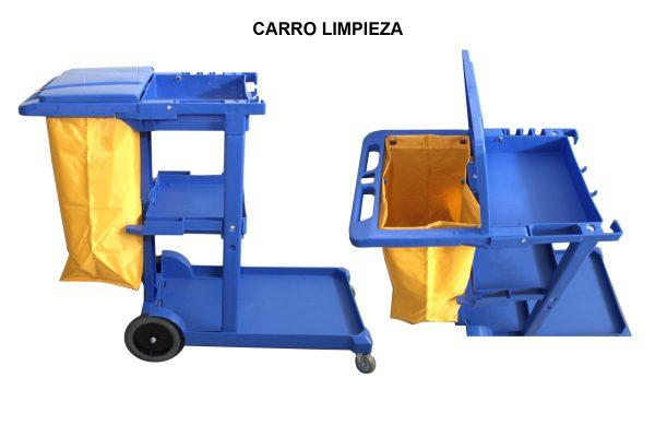 CARRO LIMPIEZA
