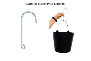 GANCHO ACERO PROFESIONAL