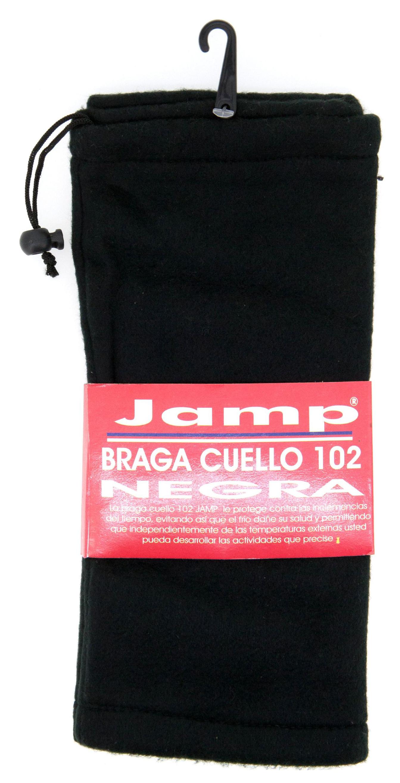 BRAGA CUELLO POLAR 102 NEGRA