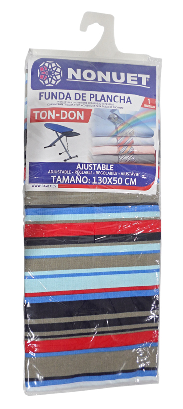 FUNDA PLANCHA TON-DON 130X50
