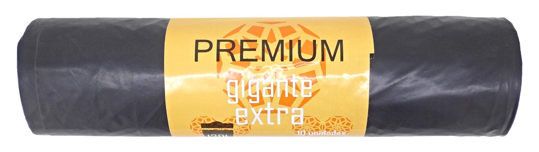 BOLSA BASURA PREMIUM GIGANTE EXTRA 90X110 CM SET10