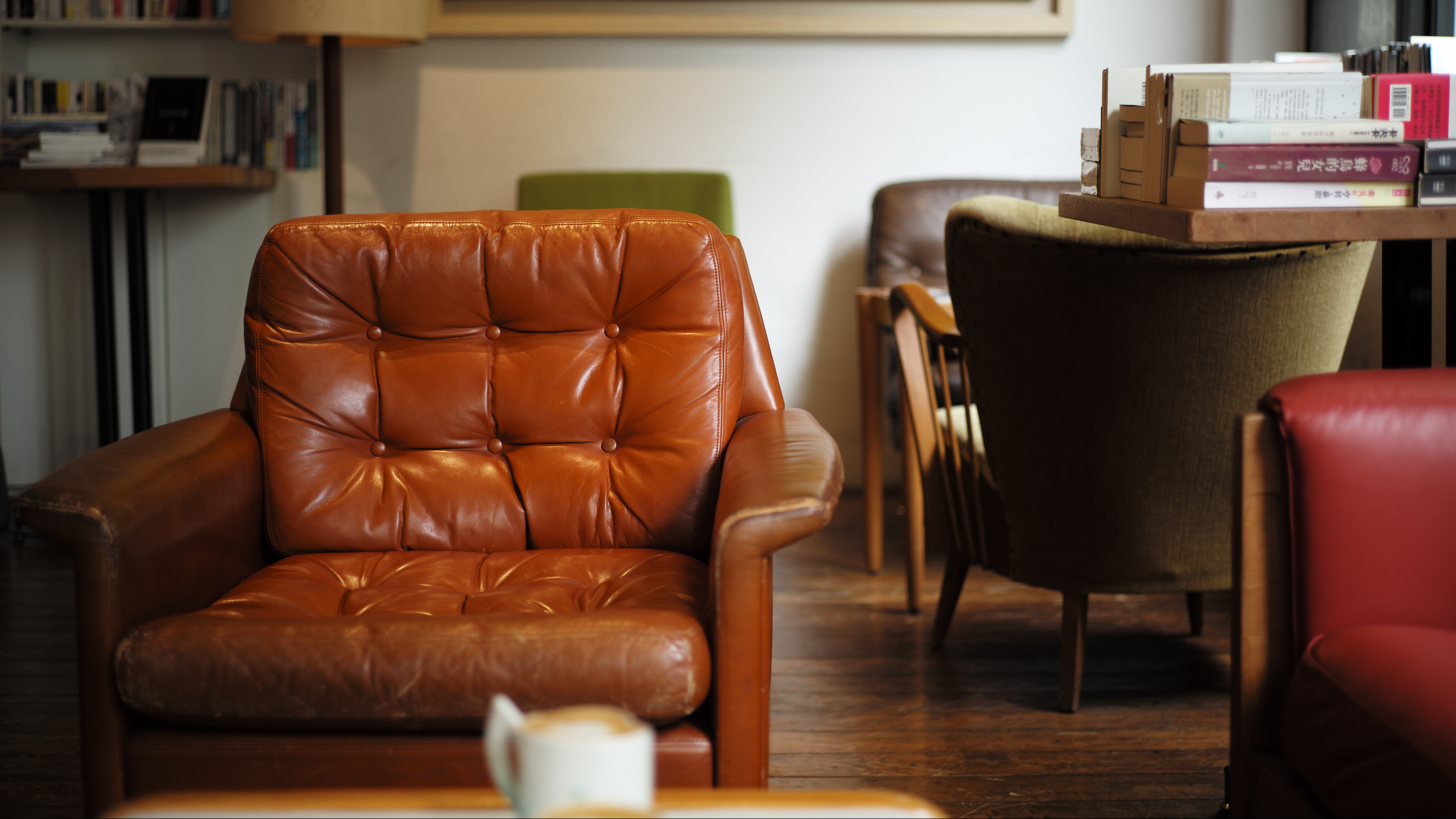 Sofa de cuero - Limpiar cuero