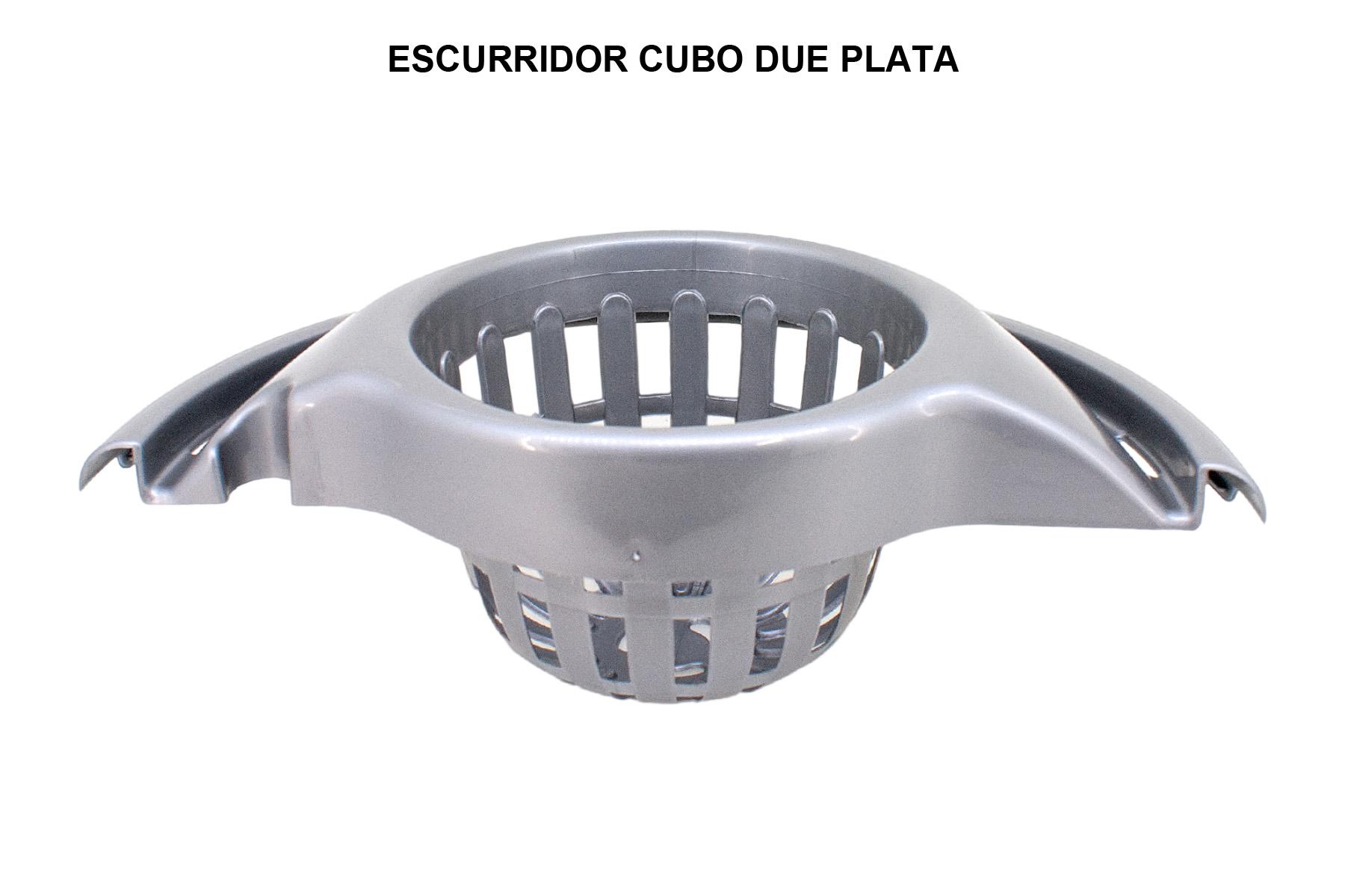 ESCURRIDOR CUBO DUE PLATA