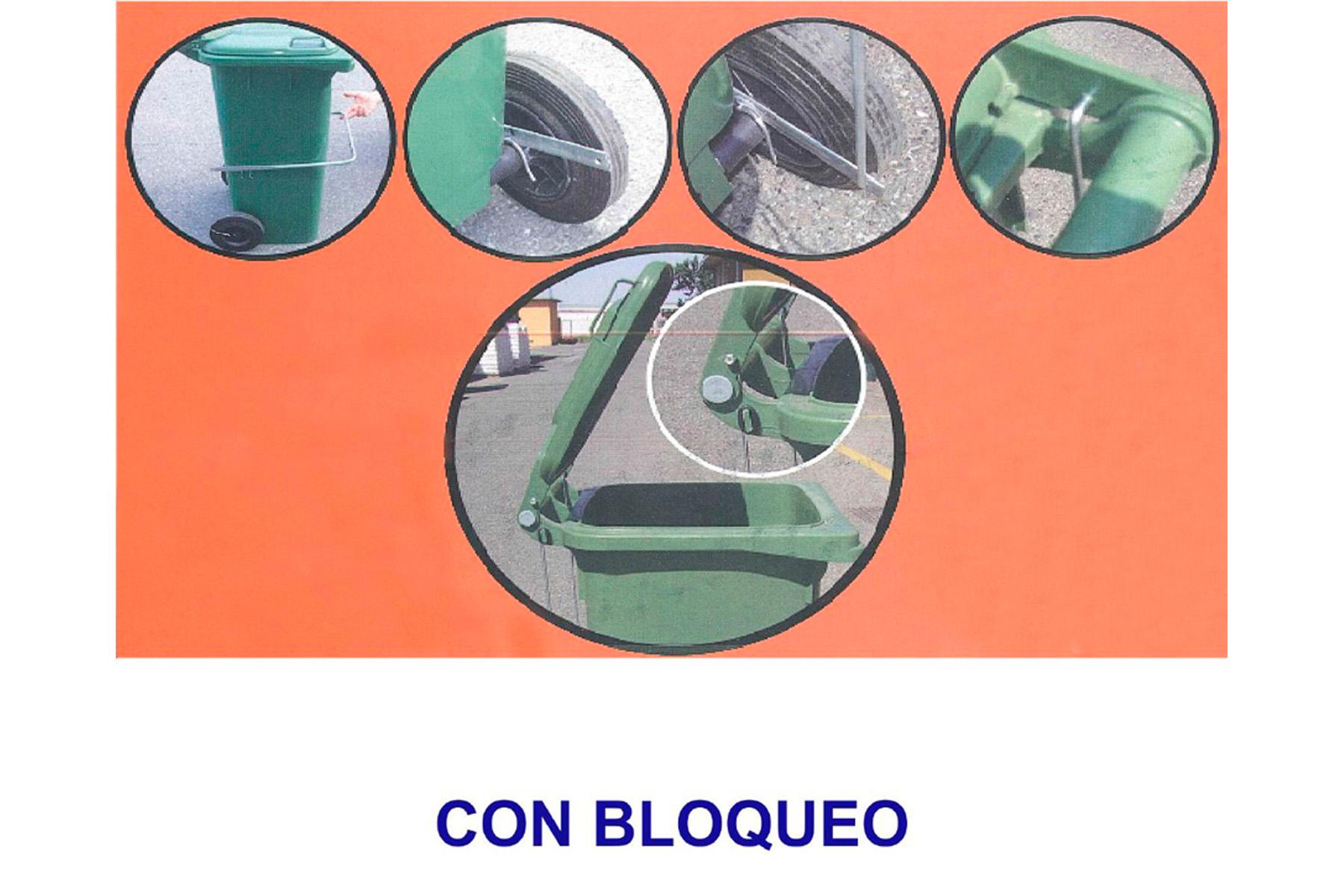 PEDAL ELEVADOR TAPA PAPELERA 120L