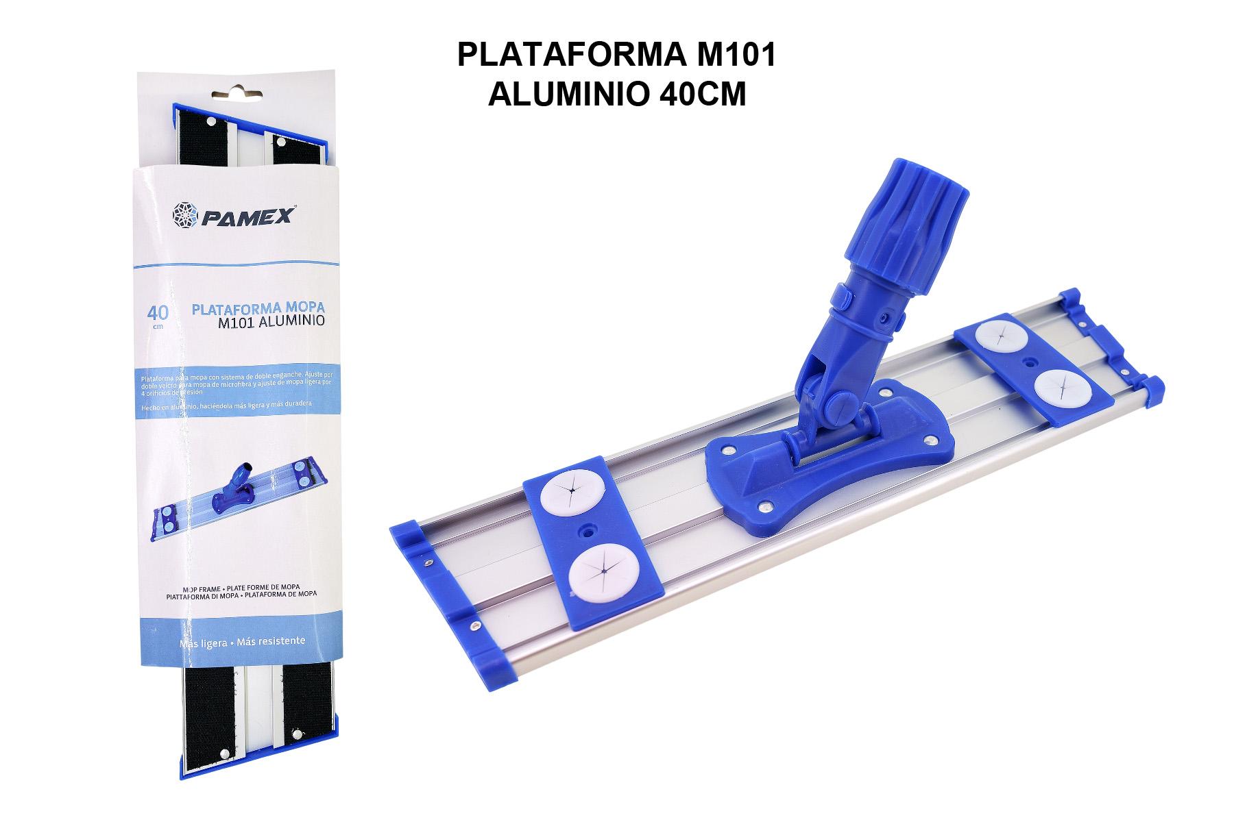 PLATAFORMA M101 ALUMINIO 40CM