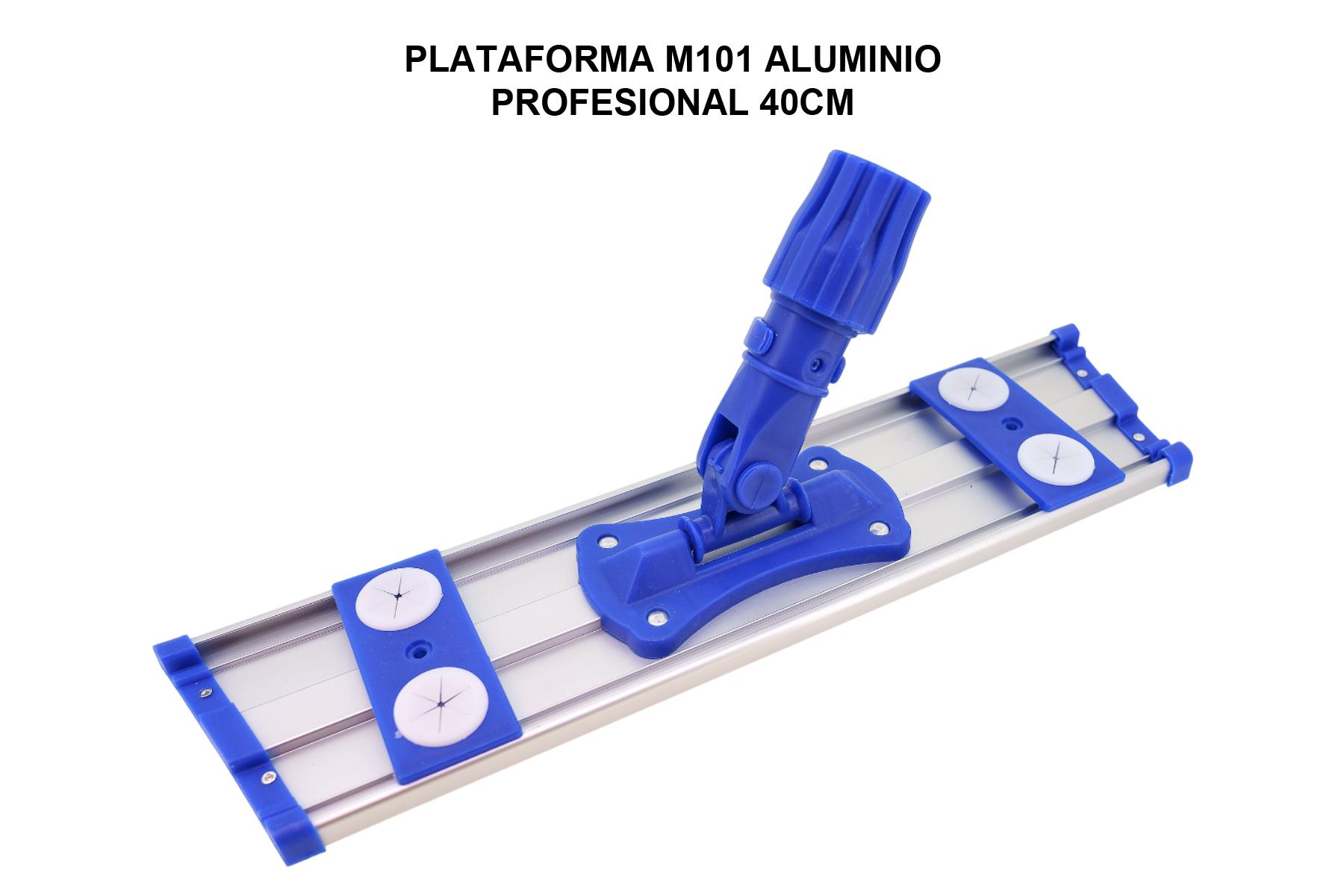 PLATAFORMA M101 ALUMINIO PROFESIONAL 40CM