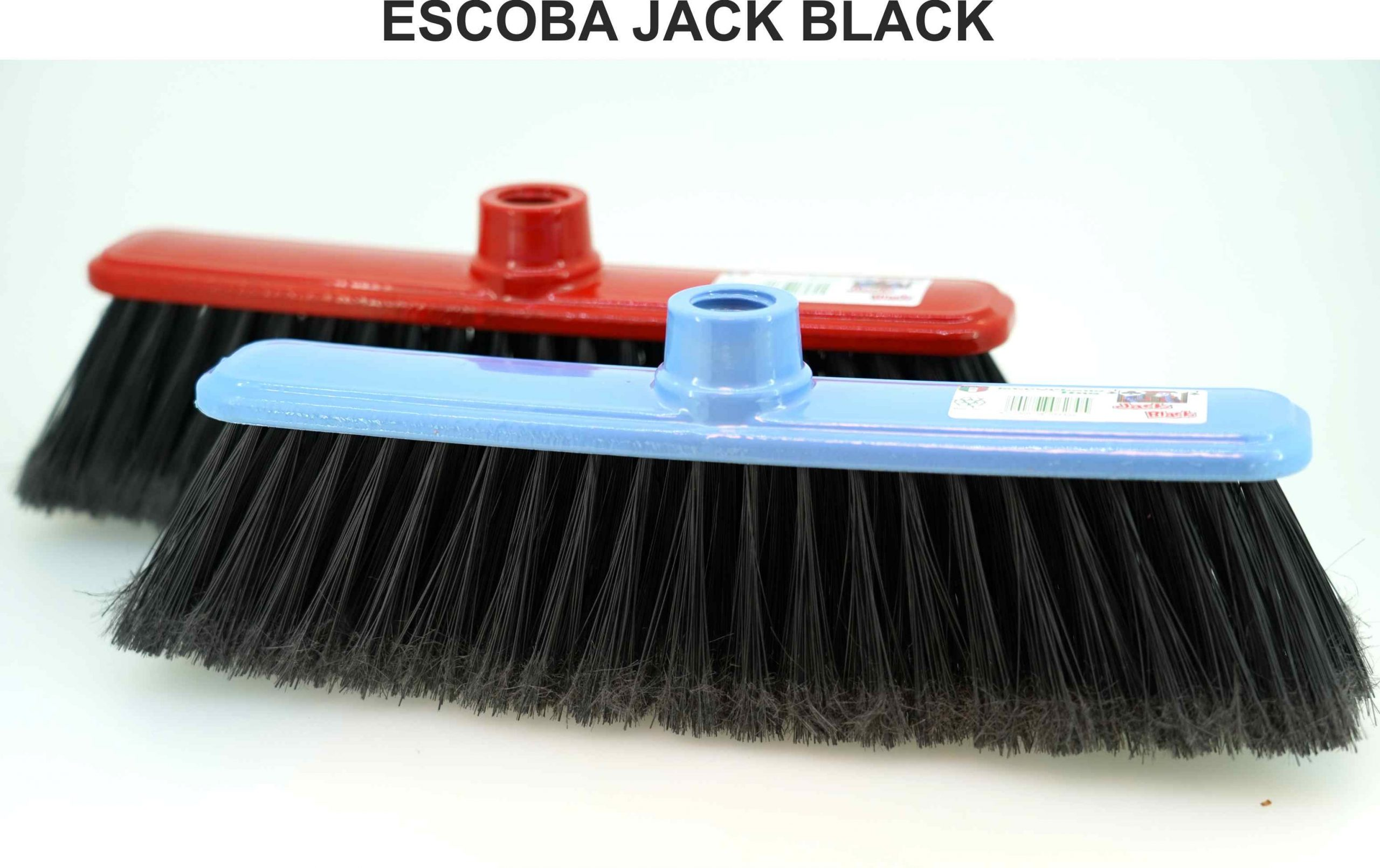 ESCOBA JACK BLACK