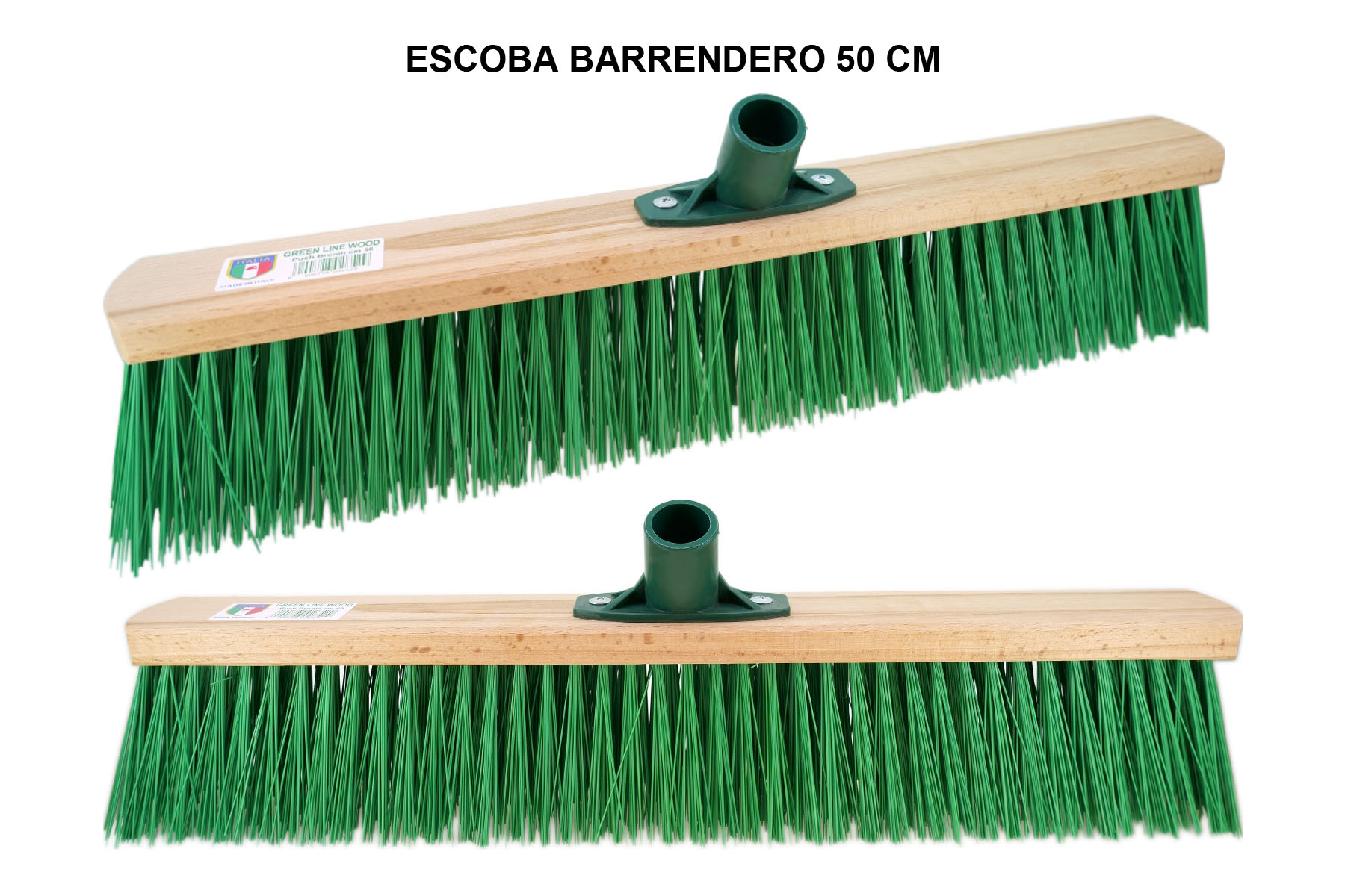 ESCOBA BARRENDERO 50 CM