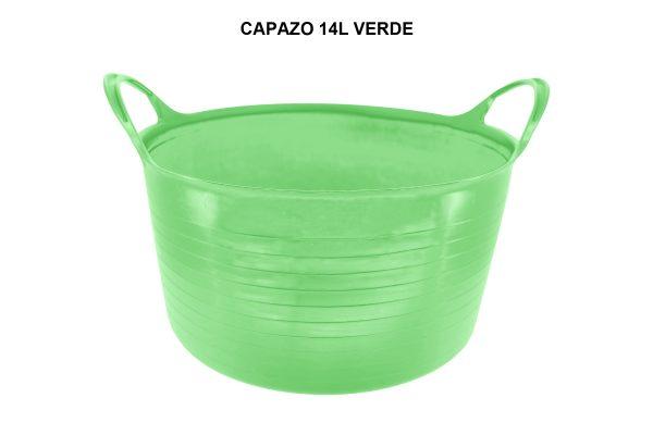 CAPAZO 14L VERDE
