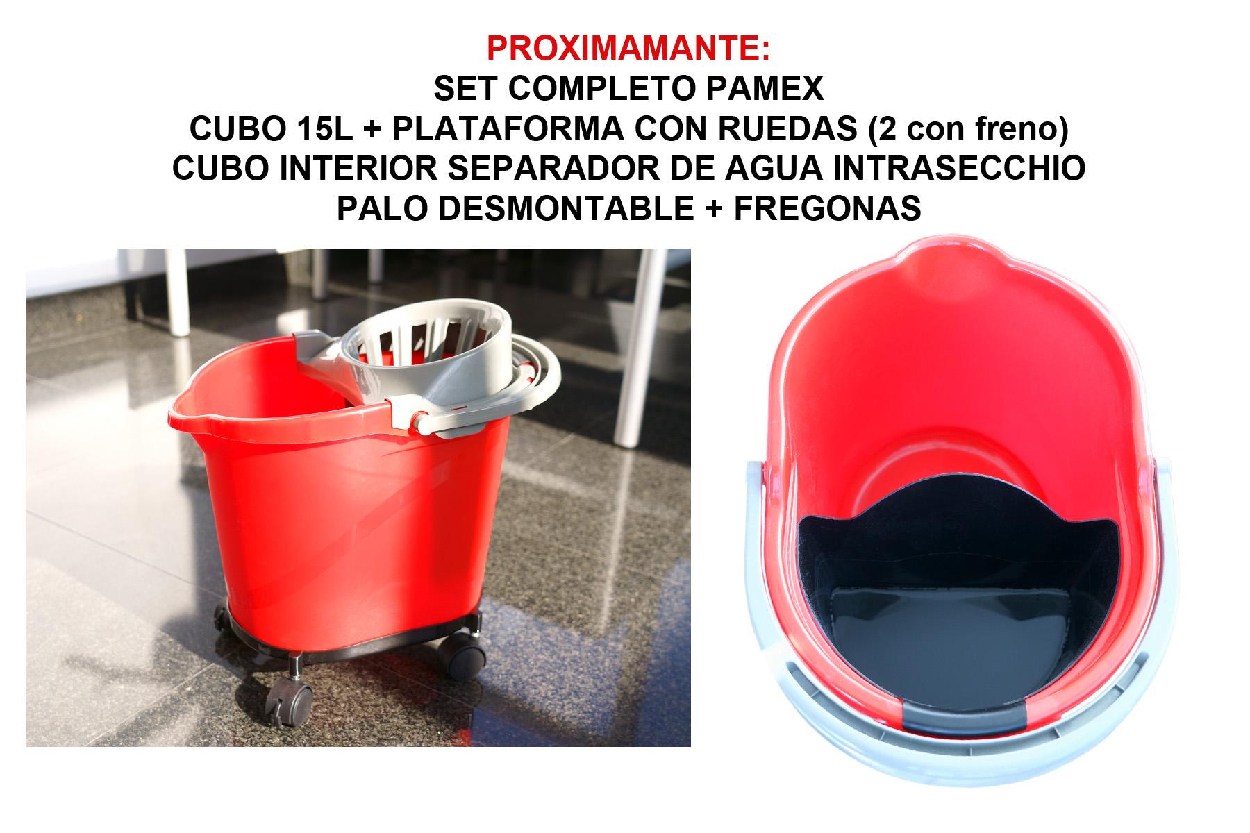 SET COMPLETO FREGADO PAMEX