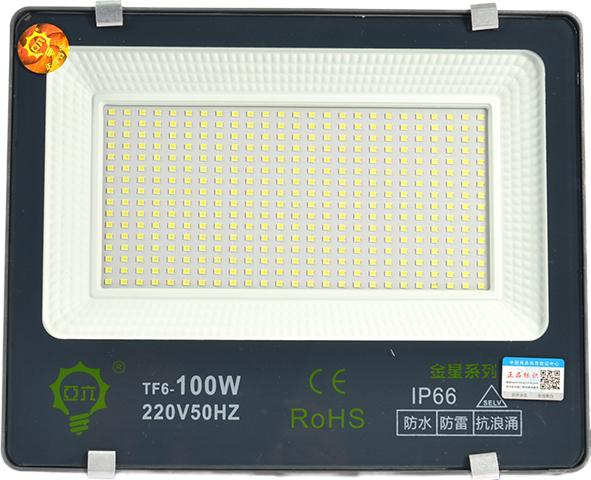 FOCO LED MOD 4 100W LUZ FRIA